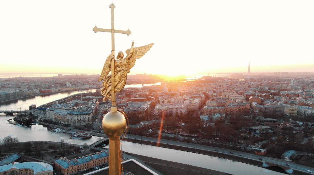 «Небесные покровители Санкт-Петербурга» - автобусная экскурсия по святым местам города - фото №1