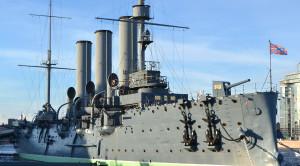 Крейсер «Аврора» - уменьшенная копия фото №1