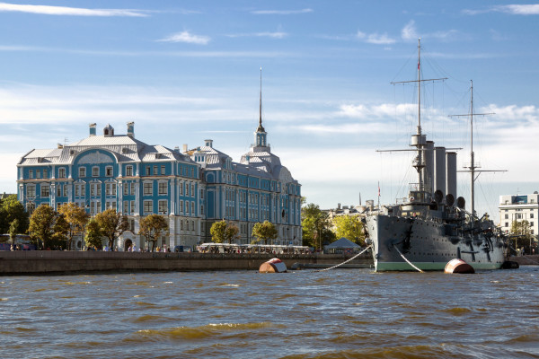 «Классический Санкт-Петербург» - двухдневный тур  – фото для каталога