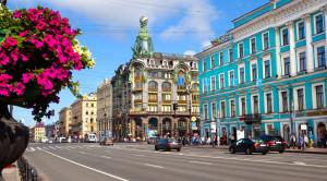 «Ах, этот Петербург - незабываемый!» - пятидневный эконом-тур  - уменьшенная копия фото №1