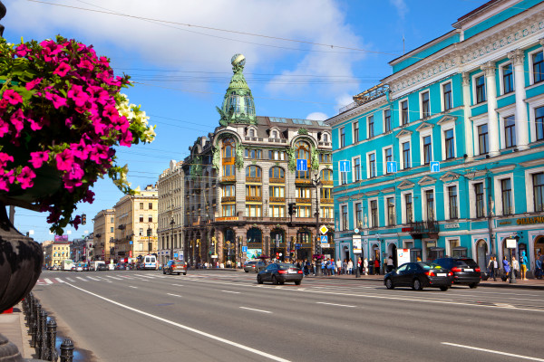 Обзорная экскурсия «Сити Тур» Санкт-Петербург (ENGLISH)