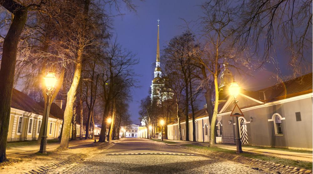 Пешеходная экскурсия «Петропавловка - сердце Петербурга» - фото №1