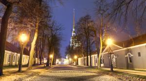 Пешеходная экскурсия «Петропавловка - сердце Петербурга» - уменьшенная копия фото №1