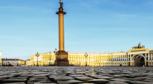 Дворцовая площадь - уменьшенная копия фото №4