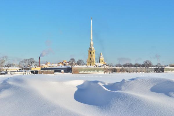 Обзорная экскурсия по Санкт-Петербургу + Петропавловская крепость  – фото для каталога