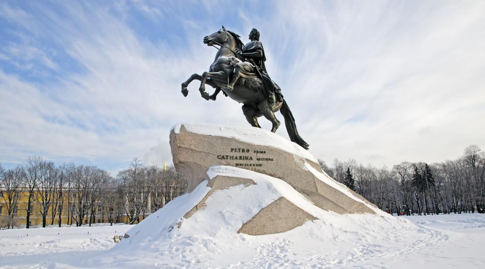 Пятидневный экскурсионный тур «Рождественская сказка Петербурга» - фото №1