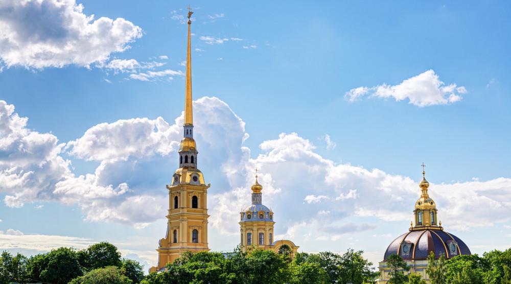 Автобусная обзорная экскурсия по Санкт-Петербургу на английском языке «Сити Тур» - фото