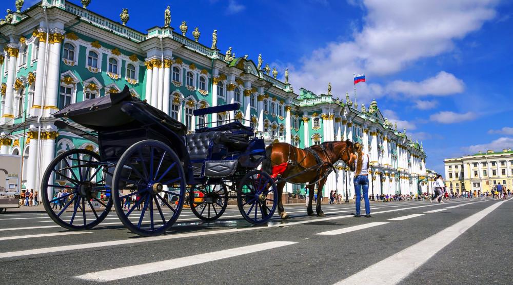 Автобусная обзорная экскурсия по Санкт-Петербургу на английском языке «Сити Тур» - фото №1