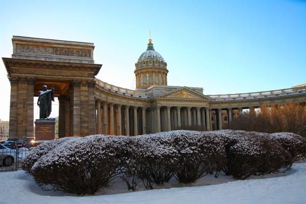 Православные храмы Петербурга - автобусная экскурсия