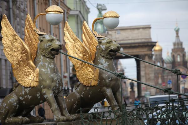Львы стерегут город - тематическая экскурсия для детей