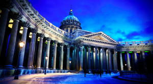 Автобусная экскурсия по ночному Петербургу с водной прогулкой по Неве - уменьшенная копия фото №5