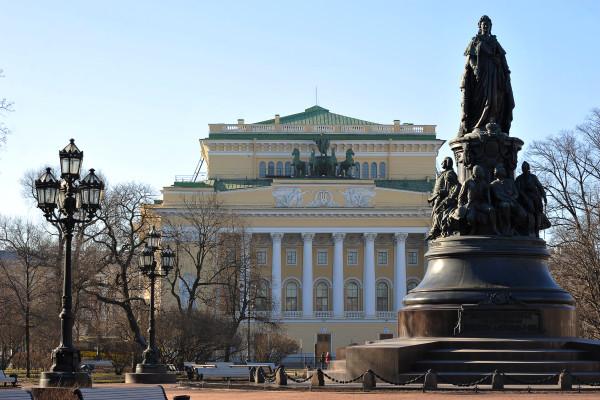 Блистательный Петербург Екатерины Великой - автобусная экскурсия  – фото для каталога