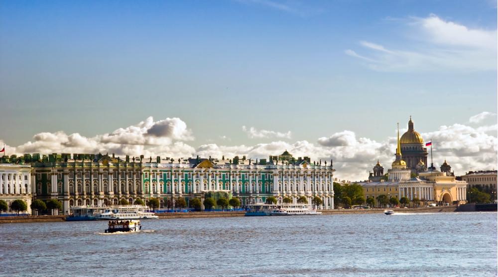 Обзорная экскурсия по Санкт-Петербургу с посещением Государственного Эрмитажа - фото
