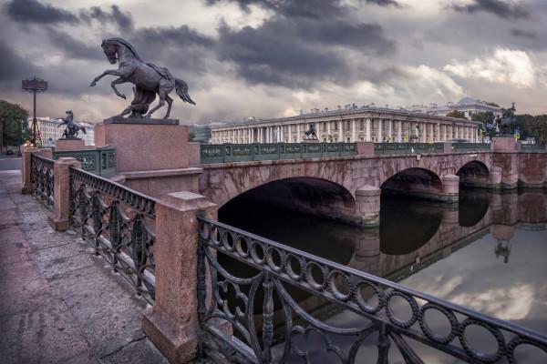 Греховный Петербург - пешеходная экскурсия для взрослых