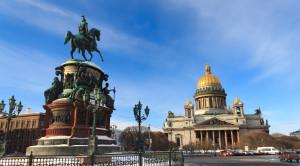 Автобусная экскурсия по Санкт-Петербургу «Кони мчатся над Невой» - уменьшенная копия фото №6
