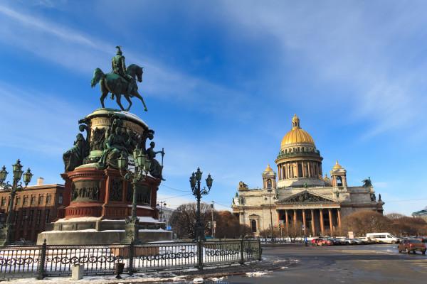«Петербургский кругозор» - трехдневный тур