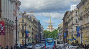 Невский проспект - уменьшенная копия фото №4
