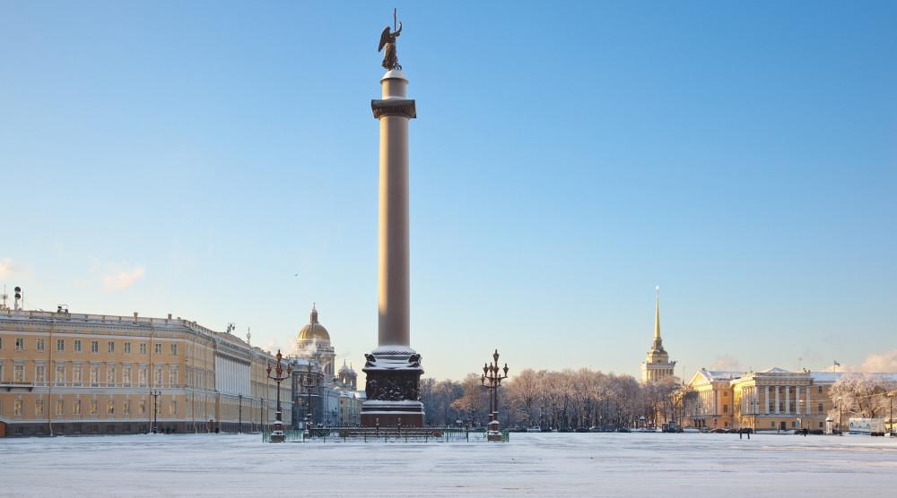 Пятидневный экскурсионный тур по Санкт-Петербургу «Новогодняя сказка Петербурга» - фото