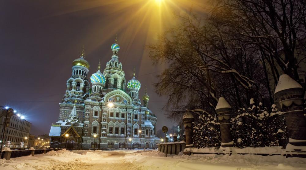 «Рождество в Петербурге» - обзорная экскурсия по Санкт-Петербургу - фото №1