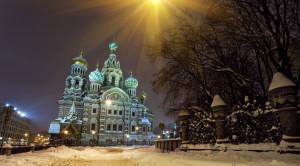 Новогодняя ночь в центре Петербурга на автобусе и в сопровождении гида - уменьшенная копия фото №4