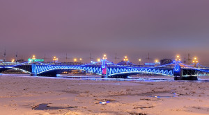 Новогодняя ночь в центре Петербурга на автобусе и в сопровождении гида - уменьшенная копия фото №6