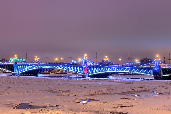 «Новогодний Петербург» - пятидневный экскурсионный тур