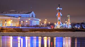 Новый год в Северной столице (комфорт) - 3-х дневный тур с новогодним ужином, экскурсией по городу и в Пушкин - уменьшенная копия фото №2