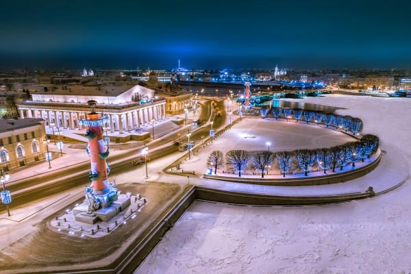 Куда сходить с ребенком на новогодних каникулах в Петербурге  – фото для каталога