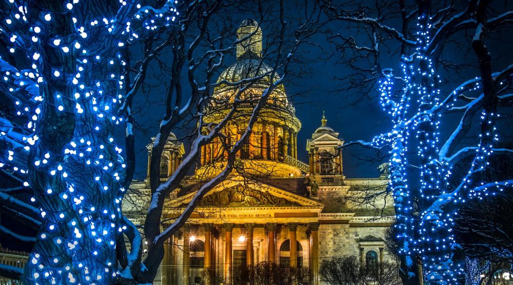 Автобусная экскурсия «Католическое Рождество в Санкт-Петербурге» - фото №1