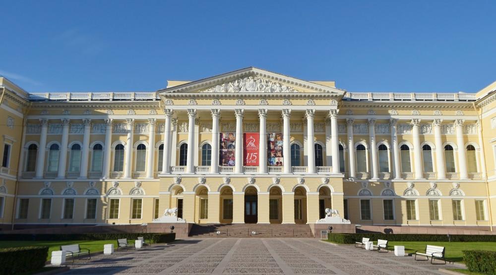 Виртуальная экскурсия в Русский музей - фото №1