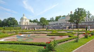 Большой Меньшиковский дворец - уменьшенная копия фото №3