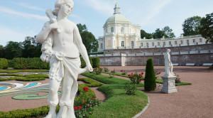 Большой Меньшиковский дворец - уменьшенная копия фото №4