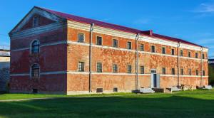 Крепость Орешек - уменьшенная копия фото №9