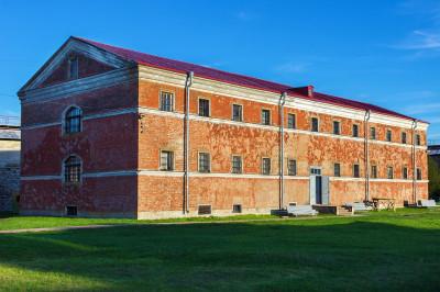 Новая (Народовольческая) тюрьма – фото достопримечательности вы увидите на экскурсии