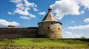 Экскурсия в крепость Орешек на метеоре - уменьшенная копия фото №3