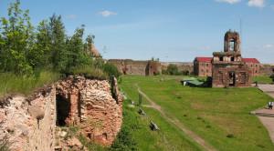 Крепость Орешек - уменьшенная копия фото №7