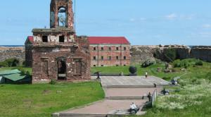 Крепость Орешек - уменьшенная копия фото №10