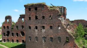 Крепость Орешек - уменьшенная копия фото №6