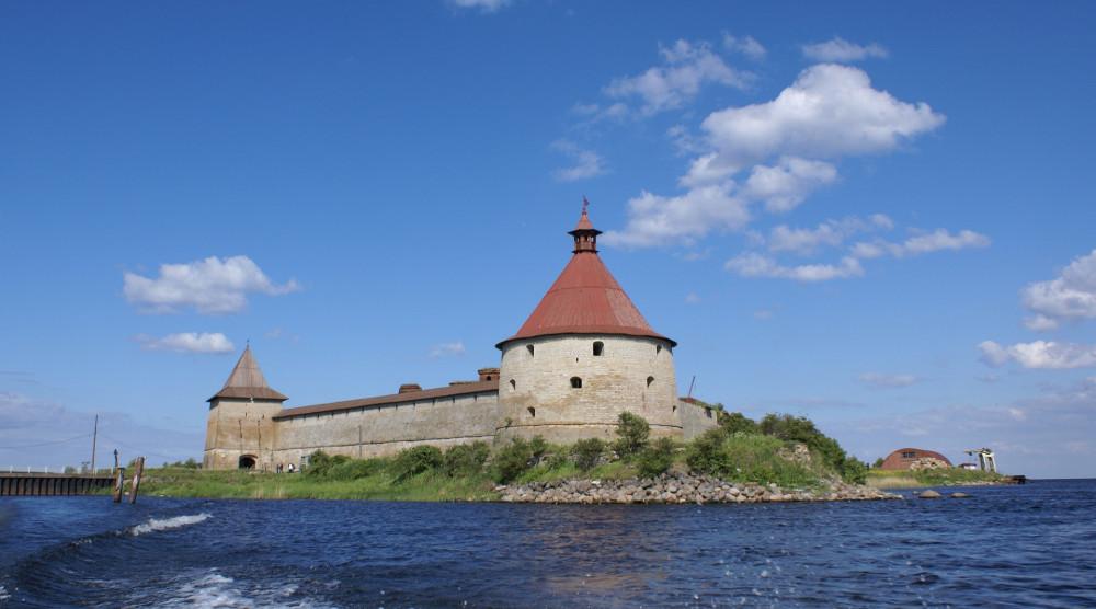 Экскурсии в крепость Орешек (Шлиссельбург) - фото №1