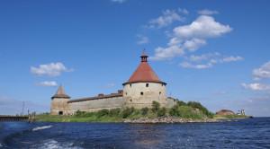 Экскурсии в крепость Орешек (Шлиссельбург) - уменьшенная копия фото №1