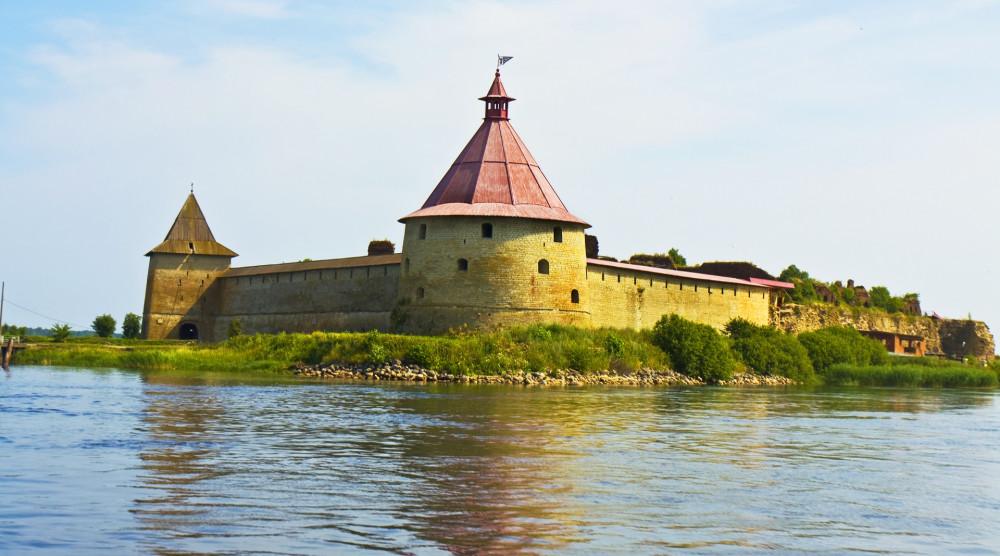 Крепость Орешек - фото №1