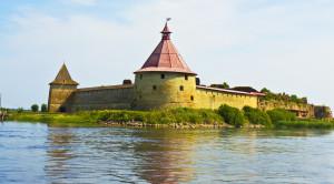 Крепость Орешек - уменьшенная копия фото №1
