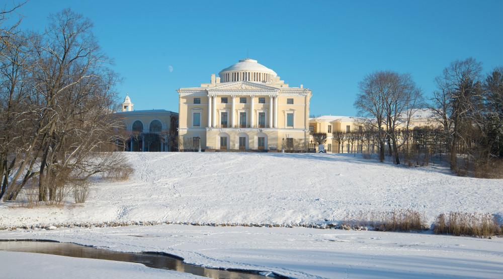 Экскурсия в Павловск с посещением Павловского дворца и парка - фото