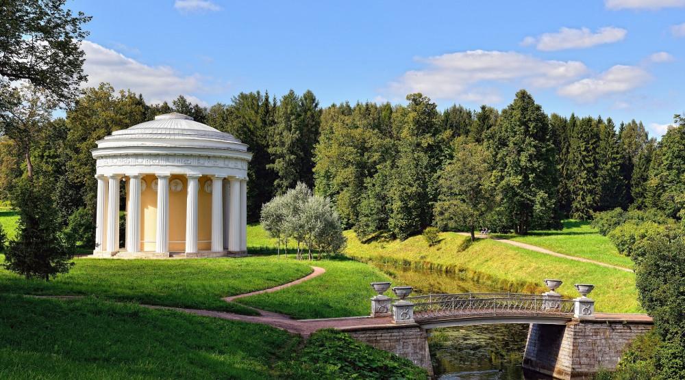 Экскурсия в Пушкин и Павловск - фото №1