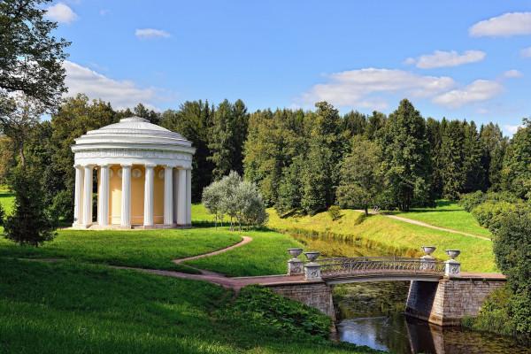Экскурсия в Пушкин и Павловск на автобусе фото