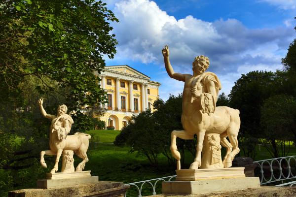 Экскурсия в Пушкин и Павловск на автобусе