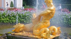 Экскурсия в Петергоф на английском языке с посещением Большого дворца и фонтанов - уменьшенная копия фото №5