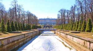 Автобусная экскурсия в Петергоф с посещением Большого дворца - уменьшенная копия фото №0