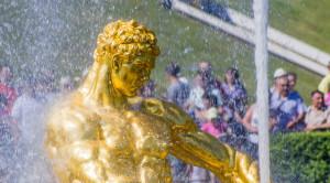 Экскурсия в Петергоф с посещением Малого музея и фонтанов Нижнего парка - уменьшенная копия фото №7