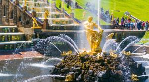 Экскурсия в Петергоф с посещением Малого музея и фонтанов Нижнего парка - уменьшенная копия фото №6